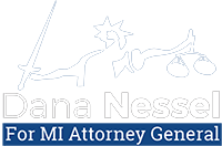 Dana Nessel Campaign Logo
